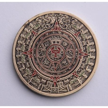 Maya temple tile 80 mm # 1