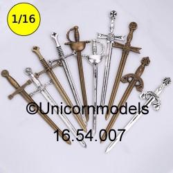 Zwaarden 85 - 100 mm