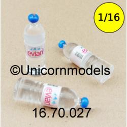 Water bottle Evian