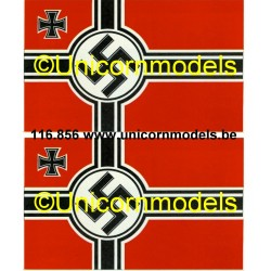 Kriegsmarine flags