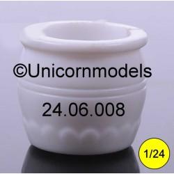 flower pot round 20 mm