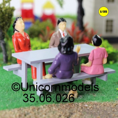 Picknick table