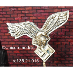 Luftwaffe wall plaque