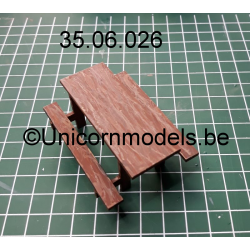 picknick table
