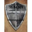 Shield 75 x 56 mm