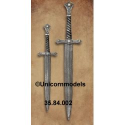 2 Swords 115 & 85 mm