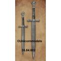 2 Swords 115 & 85 mm
