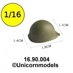 WW II US helmet