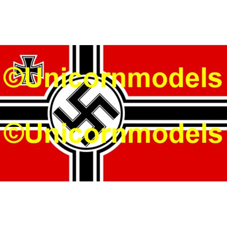 Kriegsmarine flag