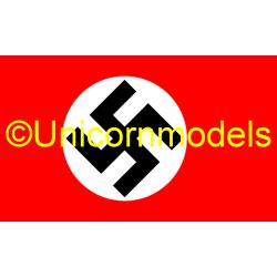 WW II Sturmflag Nationalflagge