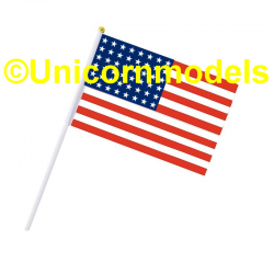 US 48 star flag