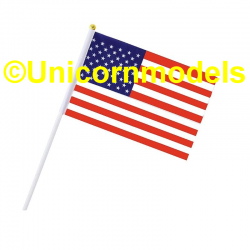 US 50 star flag