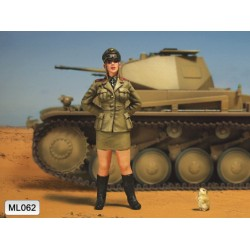ML-062 WWII DAK General Lady 1947
