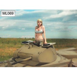 ML-069 Female Army Soldier nr6