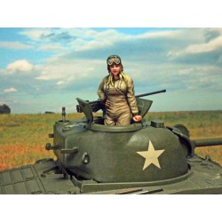 ML-073 WWII U.S. Tank Crew 1947 nr2
