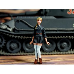ML-077 WWII German Panzer Crew 1947 nr11