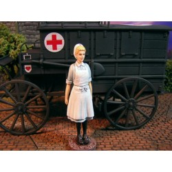 ML-001 WWII German Red Cross Nurse