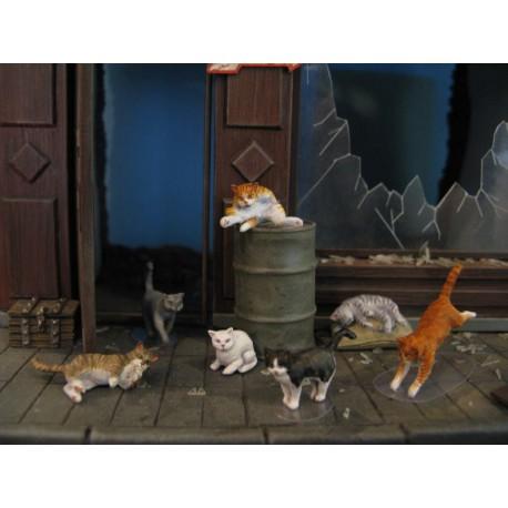 ML-035 Cats Set