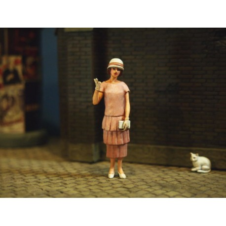 ML-048 Mode Girls 1930's nr2