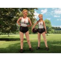 ML-076 WWII League of German Girls in Gymnastics Clothes