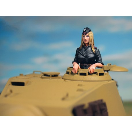 ML-082 WWII King Tiger Girls