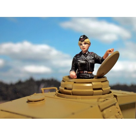 ML-083 WWII Panzer IV Girls