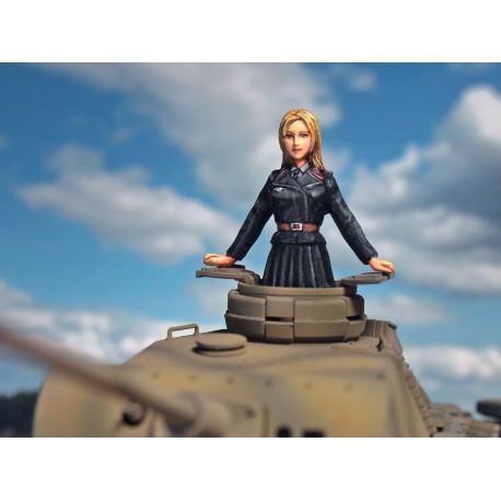 ML-084 WWII Panzer III Girls