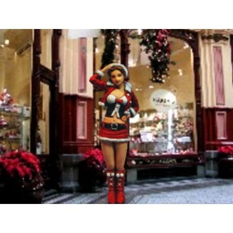 SK-012 Santa Claus Girl