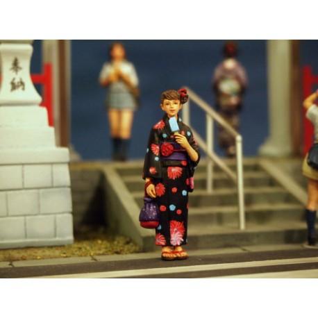 SK-020 Yukata Girl