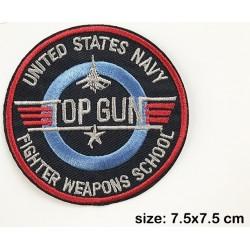 Top Gun round 75mm