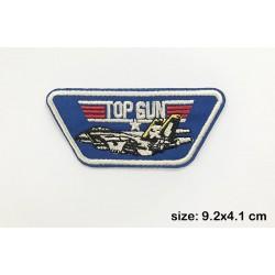 Top Gun F-14 90x40mm
