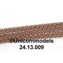 cable chain antique copper