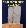 sokkel 2 trap base 50x35 mm