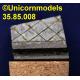 soccle base pavement 50 x 50 mm