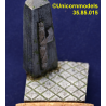 soccle Italian monument