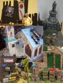 diorama's